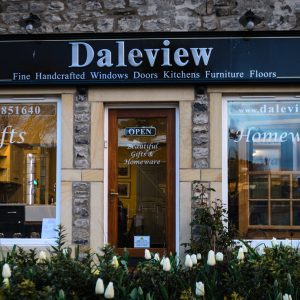 Daleview shop in Hellifield
