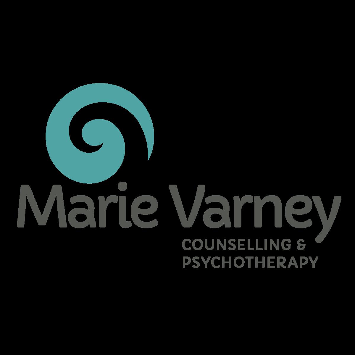 Marie Varney logo
