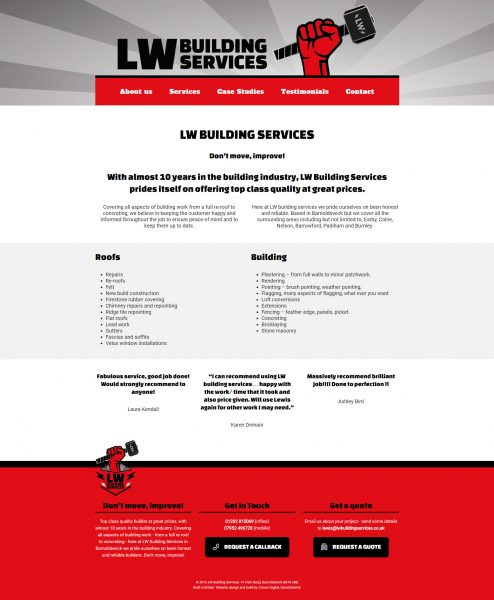 lw-building-services-website-homepage