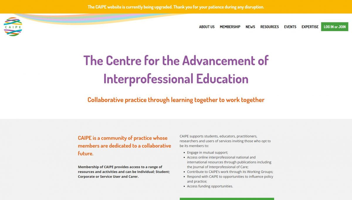 CAIPE website