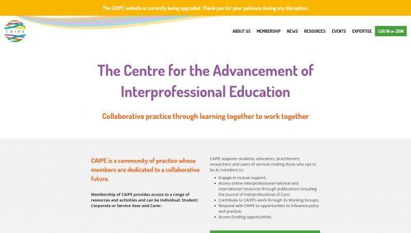 CAIPE website