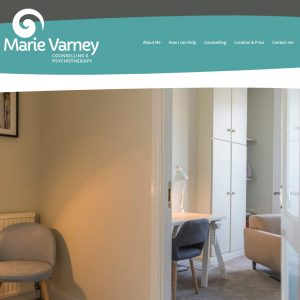 Marie Varney website